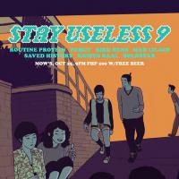 STAY USELESS #9 AT MOW'S