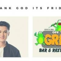 PAOLO ONESA AT OFF THE GRILL BAR AND RESTAURANT