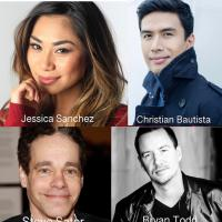 Jessica Sanchez And Christian Bautista Release 'Another Silent Christmas Song'