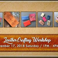 Leather Crafting Workshop