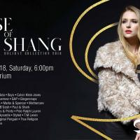 House of Shang Holiday Fashion Show 2018