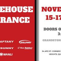 GTC's Warehouse Clearance Sale