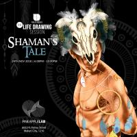 The Life Drawing Session: A Shaman's Tale