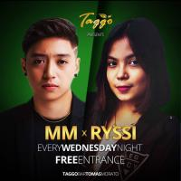 MM & RYSSI AT TAGGO BAR MORATO