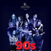 90's Overload at The Theatre at Solaire