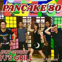 PANCAKE 80 AT FJ'S GRILL