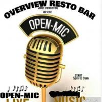 SATURDAY FUN NIGHT AT OVERVIEW RESTO BAR