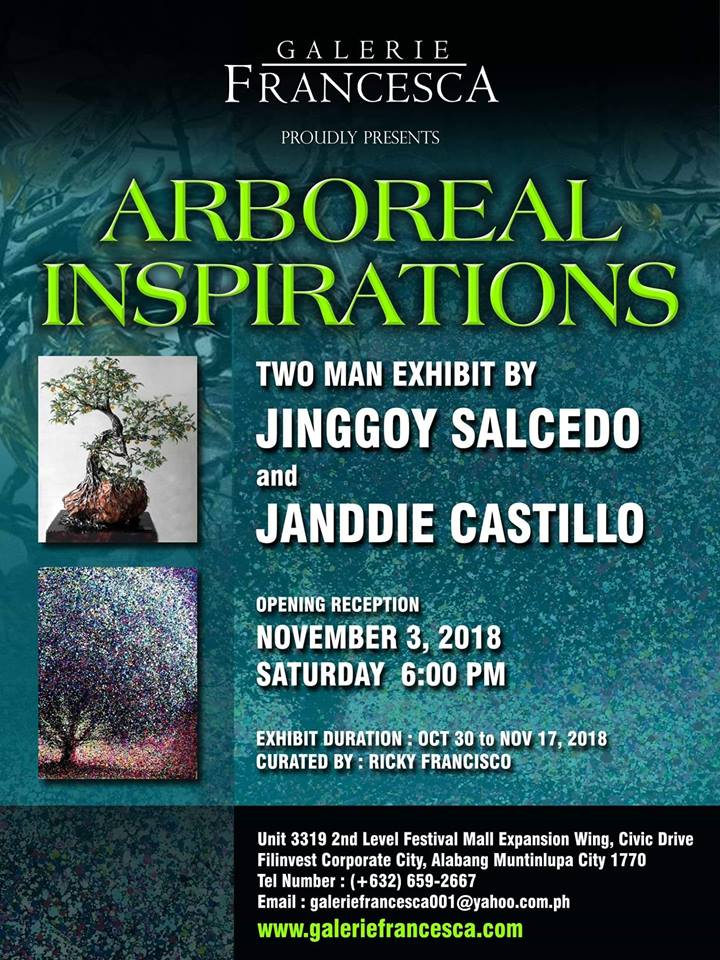 ARBOREAL INSPIRATIONS