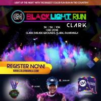 CM Black Light Run Clark
