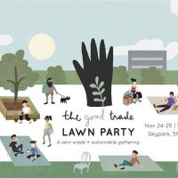 The Good Trade's Zero Waste Lawn Party