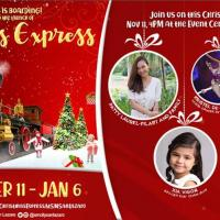 Christmas Express at SM San Lazaro