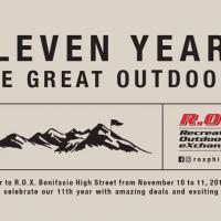 ROX 11th Year Anniversary