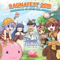 Ragnafest 2018 at the SM Skydome