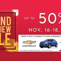 Grand Fairview Sale 2018