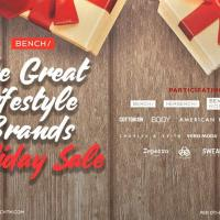 The Great Lifestyle Brands Holiday Sale