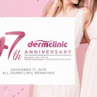 Dermclinic's 47th Anniversary