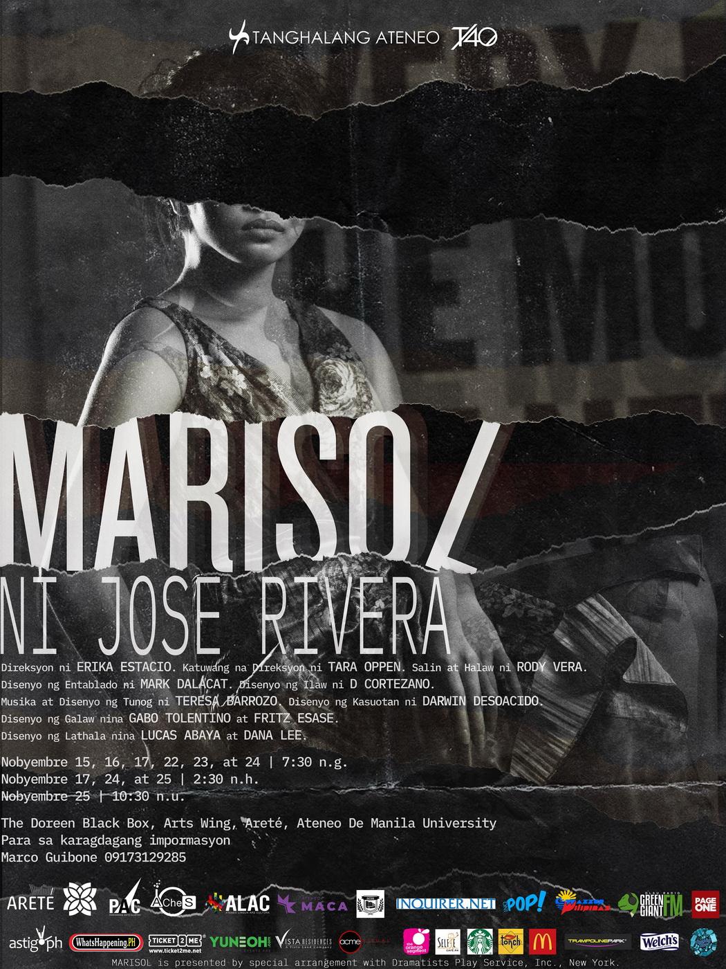 Marisol ni Jose Rivera