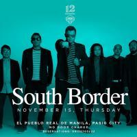 SOUTH BORDER AT 12 MONKEYS MUSIC HALL & PUB