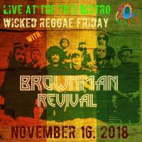 BROWNMAN REVIVAL AT THE 70'S BISTRO