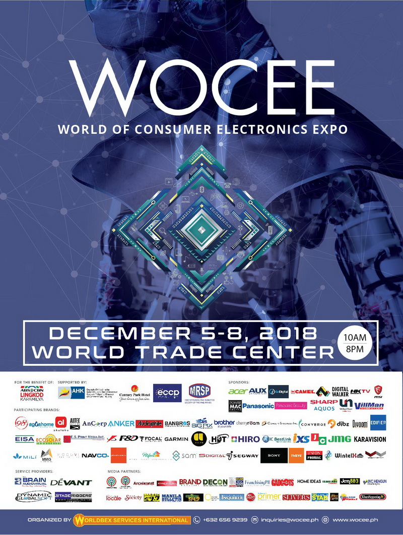 World of Consumer Electronics Expo 2018