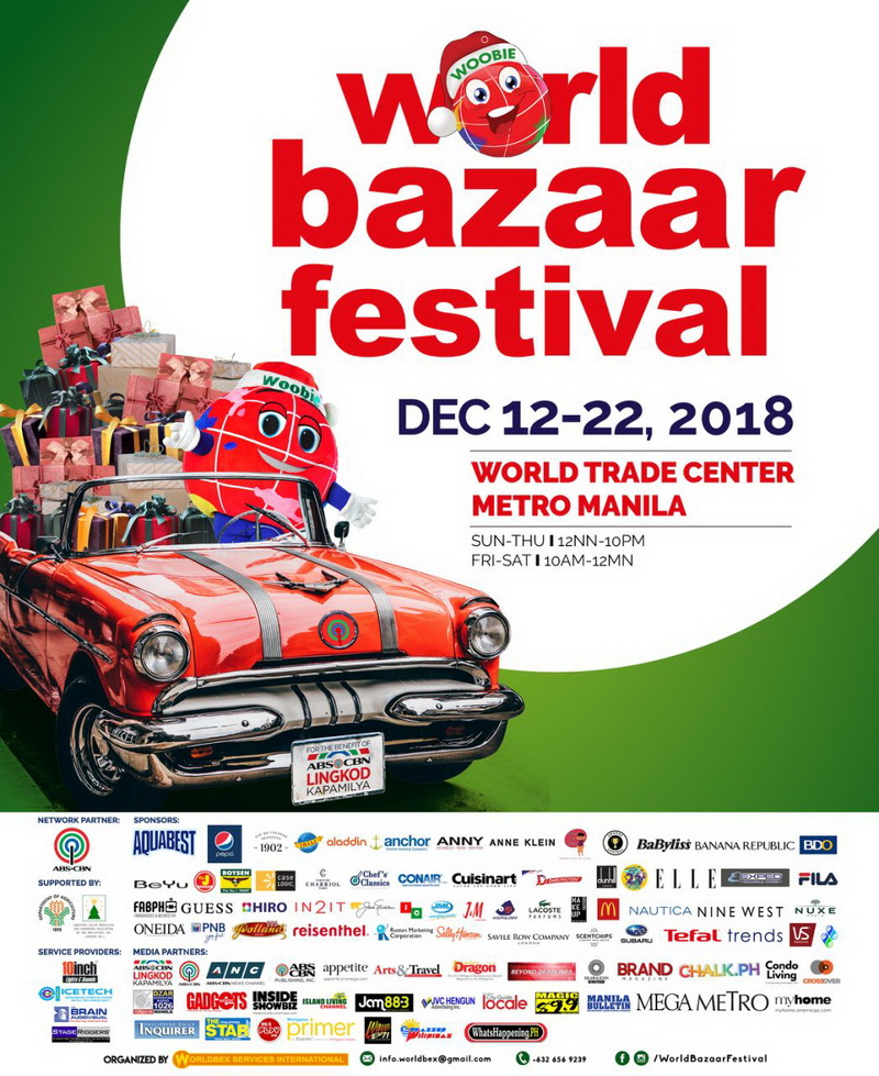 World Bazaar Festival 2018