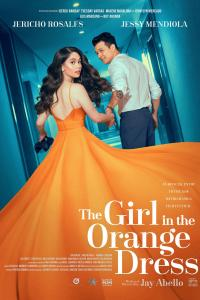 The Girl in the Orange Dress
