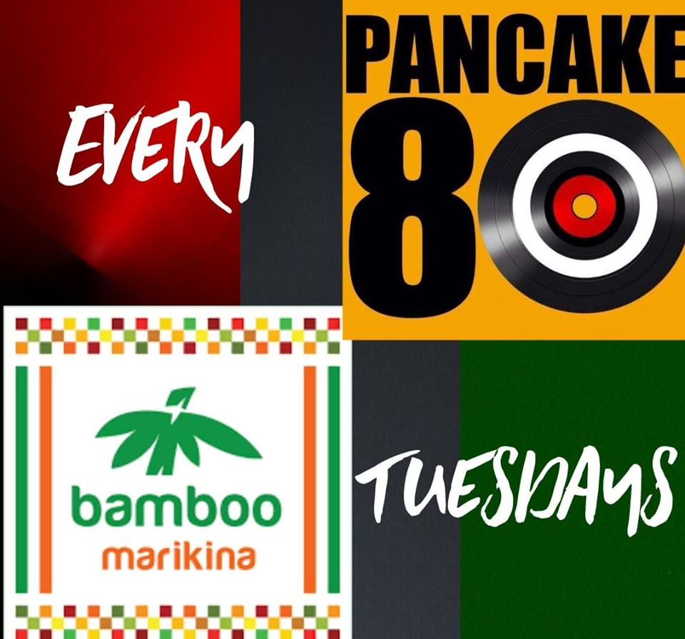 PANCAKE 80 AT BAMBOO MARIKINA