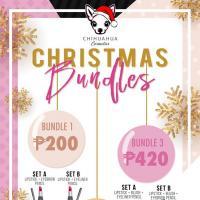 CHRISTMAS BUNDLES!
