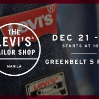 THE LEVI'S TAILOR SHOP