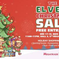 THE ELVES CHRISTMAS SALE!