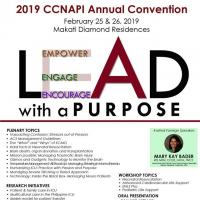 2019 CCNAPI ANNUAL CONVENTION