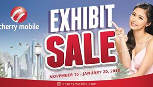 CHERRY MOBILE EXHIBIT SALE!