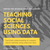 TEACHING SOCIAL SCIENCES USING QUANTITIVE DATA