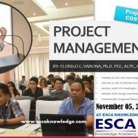 PROJECT MANAGEMENT: ESTIMATING AND COSTING