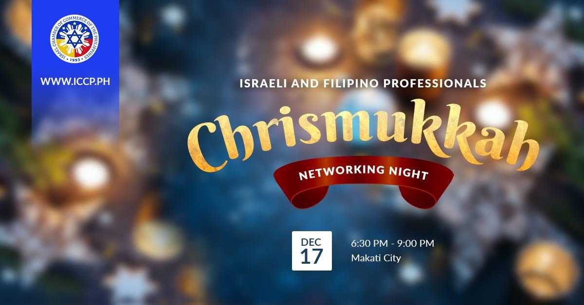 CHRISMUKKAH NETWORKING NIGHT