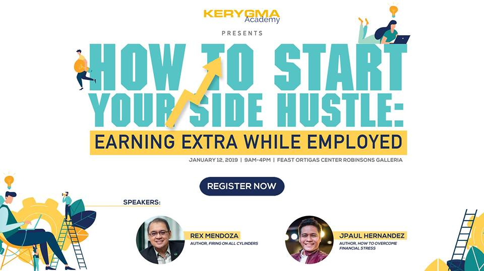 HOW TO START YOUR SIDE HUSTLE: EARNING EXTRA WHILE EMPLOYED