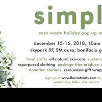 SIMPLE: ZERO WASTE HOLIDAY!