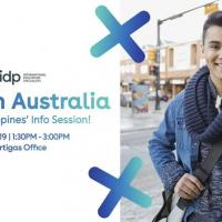 QUICK GUIDE TO STUDY IN AUSTRALIA/ A FREE IDP SEMINAR