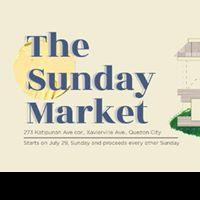 THE SUNDAY MARKET!