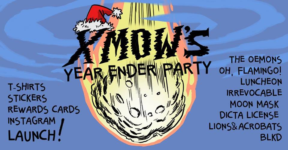 XMOWS PARTY AT MOW'S