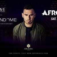 AFROJACK AT COVE MANILA/ CRESCENDOME: THE ALL -STAR  ANNIVERSARY