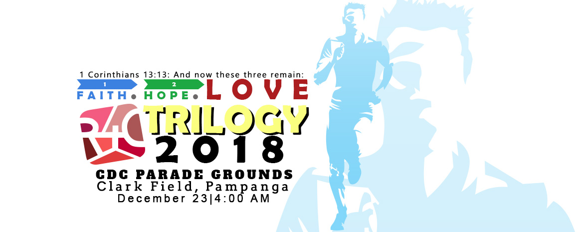 R4C TRILOGY LEG 3: RACE OF LOVE