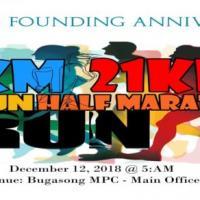 Bugasong Anniversary Run 2018