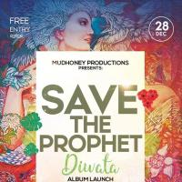 SAVE THE PROPHET DIWATA ALBUM LAUNCH AT HANDLEBAR BAR AND GRILL