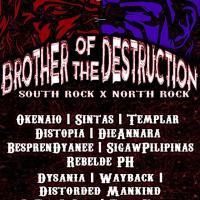 BROTHERS OF DESTRUCTION AT DSIDE BAR AT MATCHBOX YARD