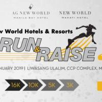 RUN AND RAISE 2019