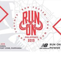 NEW BALANCE RUN ON PHILIPPINES 2019