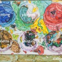 PALETTES/PALETTE PAINTINGS II
