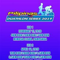 PILIPINAS DUATHLON SERIES 2019 LEG 1