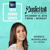 MARIELLE MONTELLANO AT THE MUSIC HALL